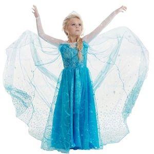Other - Frozen Elsa Inspired Dress For Girls 👸
